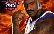 NBA壁纸菲尼克斯太阳队官方桌面壁纸 体育壁纸