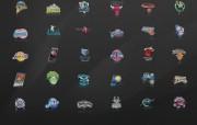 NBA队徽 NBA 体育壁纸