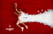 NBA火箭队 Rockets 2009季后赛壁纸 壁纸5 NBA火箭队 Roc 体育壁纸