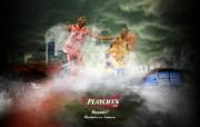 NBA火箭队 Rockets 2009季后赛壁纸 体育壁纸