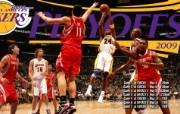 NBA湖人队 Lakers 2009季后赛和总决赛壁纸 壁纸2 NBA湖人队 Lak 体育壁纸