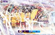 NBA湖人 季后赛壁纸 体育壁纸