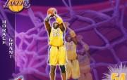 NBA洛杉矶胡人壁纸 体育壁纸