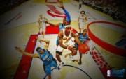 NBA骑士队 Cavaliers 2009季后赛壁纸 壁纸13 NBA骑士队 Cav 体育壁纸