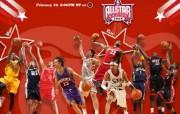 NBA全明星壁纸和经典官方桌面壁纸 体育壁纸