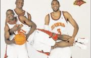 NBA亚特兰大鹰队壁纸 体育壁纸