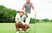 情迷高尔夫 体育壁纸