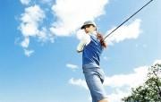 情迷高尔夫壁纸 情迷高尔夫壁纸 体育壁纸
