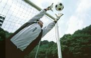 世界杯主题 精彩足球 壁纸4 世界杯主题精彩足球 体育壁纸