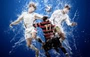 世界杯足球高清宽屏壁纸 壁纸22 世界杯足球高清宽屏壁 体育壁纸