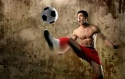 世界杯足球桌面壁纸 世界杯足球桌面壁纸 体育壁纸