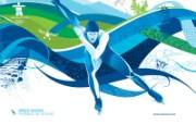 2010冬奥会 普 1 25 2010冬奥会 普 体育壁纸