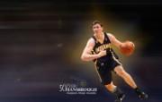 NBA Tyler Hansbrough 图片壁纸 印第安纳步行者队2010 球星壁纸 体育壁纸