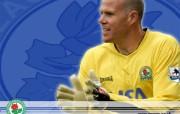 英超联赛球队 Blackburn 布莱克本官方壁纸 壁纸7 英超联赛球队:Bla 体育壁纸