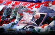 英超 曼联老特拉福德球场100周年纪念壁纸 OT100 1994 Farewell Sir Matt桌面壁纸 英超曼联老特拉福德球场100周年纪念壁纸 体育壁纸