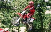 越野摩托车比赛壁纸 越野摩托车比赛壁纸 体育壁纸