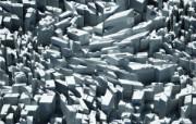 3D立体抽象设计宽屏壁纸 1920x1200 第二集 壁纸2 3D立体抽象设计宽屏 系统壁纸
