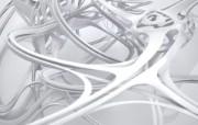 3D立体抽象设计宽屏壁纸 1920x1200 第二集 壁纸17 3D立体抽象设计宽屏 系统壁纸