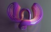 3D立体抽象设计宽屏壁纸 1920x1200 第二集 壁纸29 3D立体抽象设计宽屏 系统壁纸
