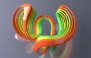 3D立体设计宽屏壁纸 3D立体设计宽屏壁纸 系统壁纸