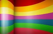 抽象设计色彩宽屏壁纸 系统壁纸