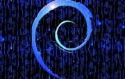 Debian Linux系统壁纸 系统壁纸