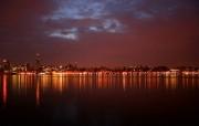 高清城市夜景宽屏壁纸 壁纸14 高清城市夜景宽屏壁纸 系统壁纸