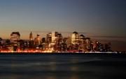 高清城市夜景宽屏壁纸 壁纸19 高清城市夜景宽屏壁纸 系统壁纸