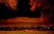 高清城市夜景宽屏壁纸 壁纸20 高清城市夜景宽屏壁纸 系统壁纸