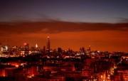 高清城市夜景宽屏壁纸 壁纸21 高清城市夜景宽屏壁纸 系统壁纸