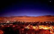 高清城市夜景宽屏壁纸 壁纸22 高清城市夜景宽屏壁纸 系统壁纸