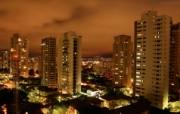 高清城市夜景宽屏壁纸 壁纸23 高清城市夜景宽屏壁纸 系统壁纸