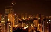 高清城市夜景宽屏壁纸 壁纸26 高清城市夜景宽屏壁纸 系统壁纸