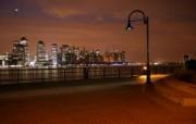 高清城市夜景宽屏壁纸 壁纸50 高清城市夜景宽屏壁纸 系统壁纸