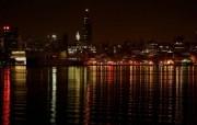高清城市夜景宽屏壁纸 壁纸27 高清城市夜景宽屏壁纸 系统壁纸