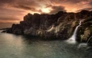 高清精美水景海洋湖泊瀑布宽屏壁纸 壁纸1 高清精美水景海洋湖泊 系统壁纸
