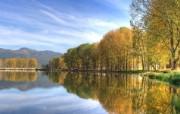 高清精美水景海洋湖泊瀑布宽屏壁纸 壁纸9 高清精美水景海洋湖泊 系统壁纸