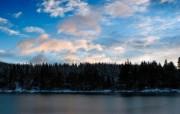 高清精美水景海洋湖泊瀑布宽屏壁纸 壁纸22 高清精美水景海洋湖泊 系统壁纸