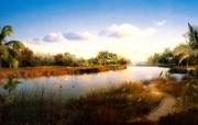 高清精美水景海洋湖泊瀑布宽屏壁纸 壁纸35 高清精美水景海洋湖泊 系统壁纸