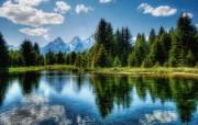 高清精美水景海洋湖泊瀑布宽屏壁纸 壁纸38 高清精美水景海洋湖泊 系统壁纸
