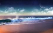 高清精美水景海洋湖泊瀑布宽屏壁纸 壁纸44 高清精美水景海洋湖泊 系统壁纸