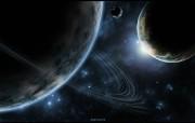精美宇宙外太空设计宽屏壁纸 壁纸17 精美宇宙外太空设计宽 系统壁纸