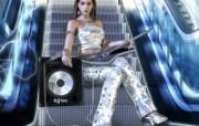 精品 宽屏美女电脑设计CG精美壁纸 三 壁纸17 【精品】宽屏美女电脑 系统壁纸