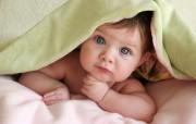 可爱Baby婴儿宽屏高清壁纸 壁纸1 可爱Baby婴儿宽屏 系统壁纸