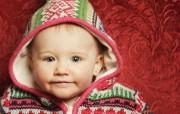 可爱Baby婴儿宽屏高清壁纸 壁纸7 可爱Baby婴儿宽屏 系统壁纸
