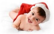 可爱Baby婴儿宽屏高清壁纸 壁纸15 可爱Baby婴儿宽屏 系统壁纸