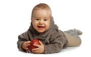 可爱Baby婴儿宽屏高清壁纸 壁纸20 可爱Baby婴儿宽屏 系统壁纸