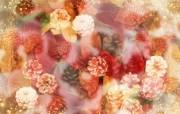 朦胧花朵柔美 宽屏壁纸 壁纸7 朦胧花朵柔美 宽屏壁 系统壁纸