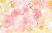 朦胧花朵柔美 宽屏壁纸 壁纸23 朦胧花朵柔美 宽屏壁 系统壁纸