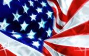 美国独立日主题 系统壁纸